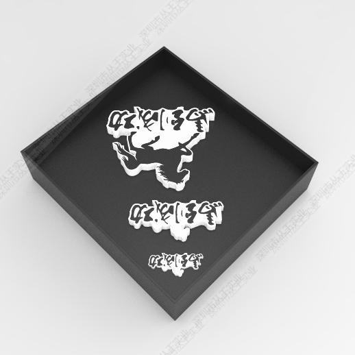天津标志形状定制