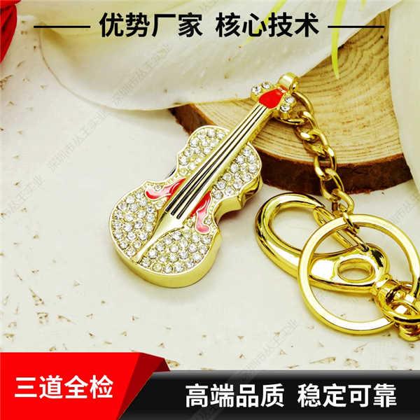 珠宝U盘定制 创意饰品珠宝U盘 个性珠宝U盘定制外形