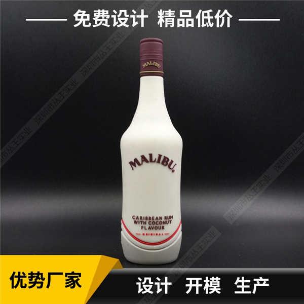 个性音箱设计 广告礼品蓝牙音箱厂家 酒瓶软胶新奇蓝牙音响定制