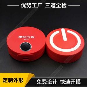 蓝牙音箱定制 PVC软胶商务蓝牙音箱 创意定制商标造型蓝牙音箱