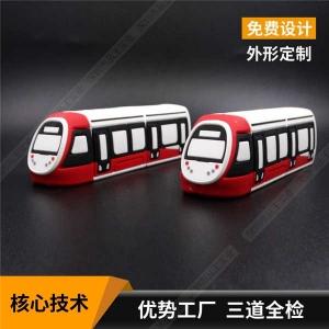 PVC软胶充电宝定制 高铁外形充电宝定制 充电宝厂家开模设计