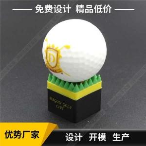 创意U盘64gb 广告礼品优盘定制 球类软胶卡通U盘工厂